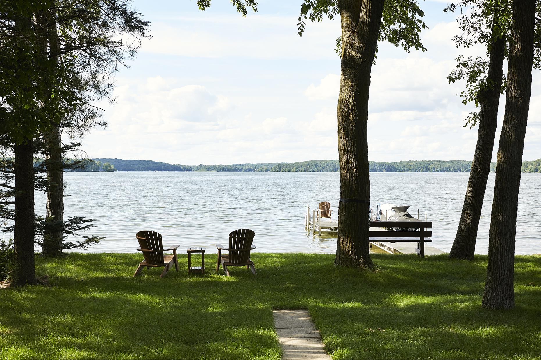 Lake Wapogasset Retreat