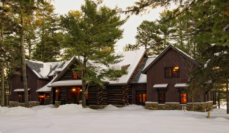 Northern Lake Home